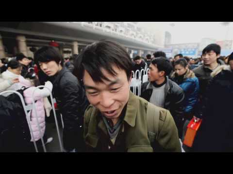China: Rising unemployment hits migrant workers