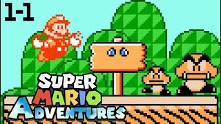 Download Smw Donut Plains 1 Remake In Smb1 Style Smbx 1 4 4