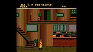 NES Longplay [344] Dick Tracy