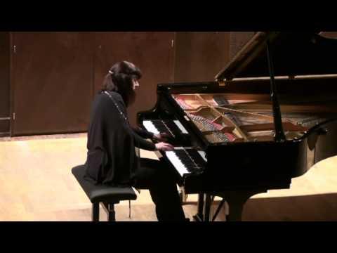 Natalia Trull plays Chopin Scherzo n.1