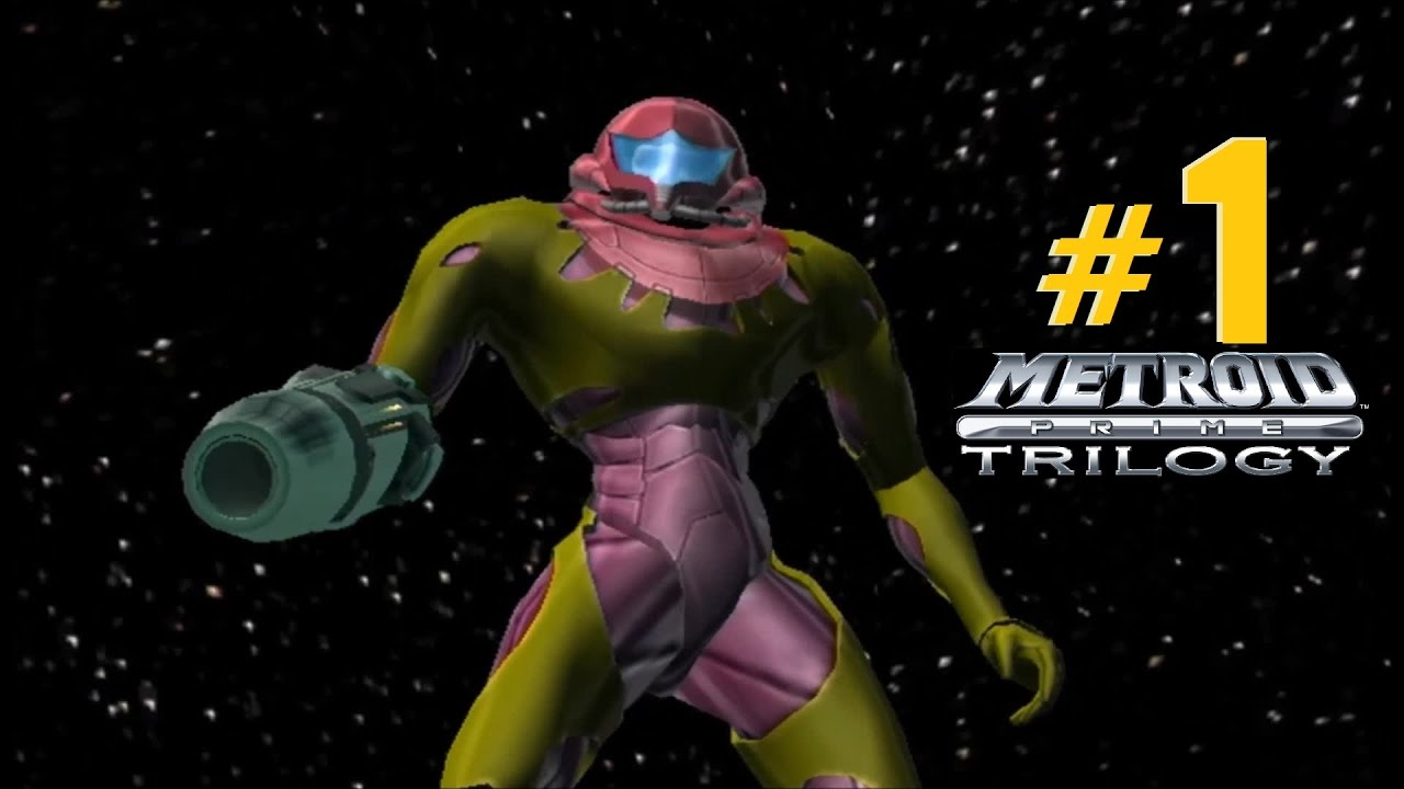Lets Play Metroid Prime