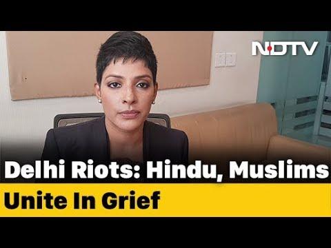 Restrictions Eased In Violence Hit Northeast Delhi   NDTV Newsroom Live - YouTube