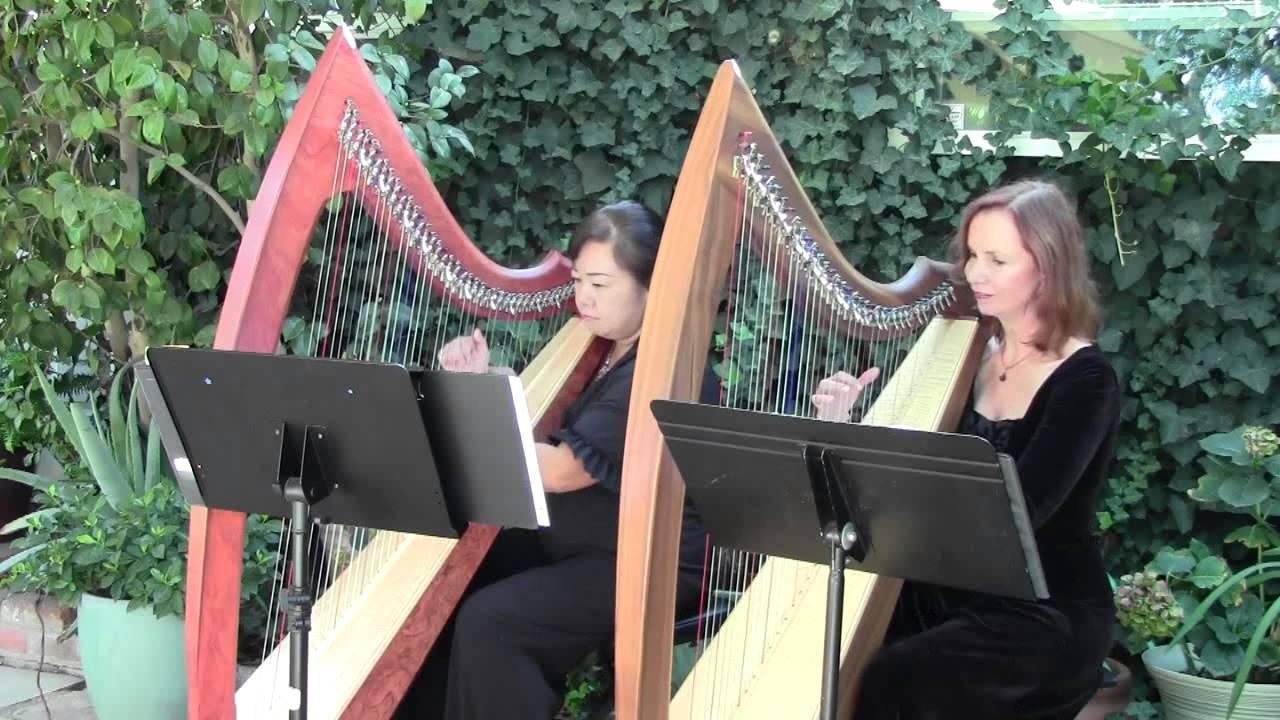 Heart Strings Harp Duo