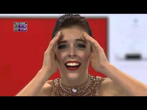 Ashley WAGNER - 2016 World Championships - LP (CBC)