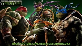 Teenage Mutant Ninja Turtles co-op 2014 full video ( Черепашки Ниндзя кооператив )