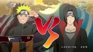 عرض لعبه ناروتو شيبودن و انطباعي عنها | Naruto Shippuden UNSG