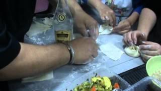 Как готовить манты и хинкали. Часть 5(Продолжение четвертой части видео серии