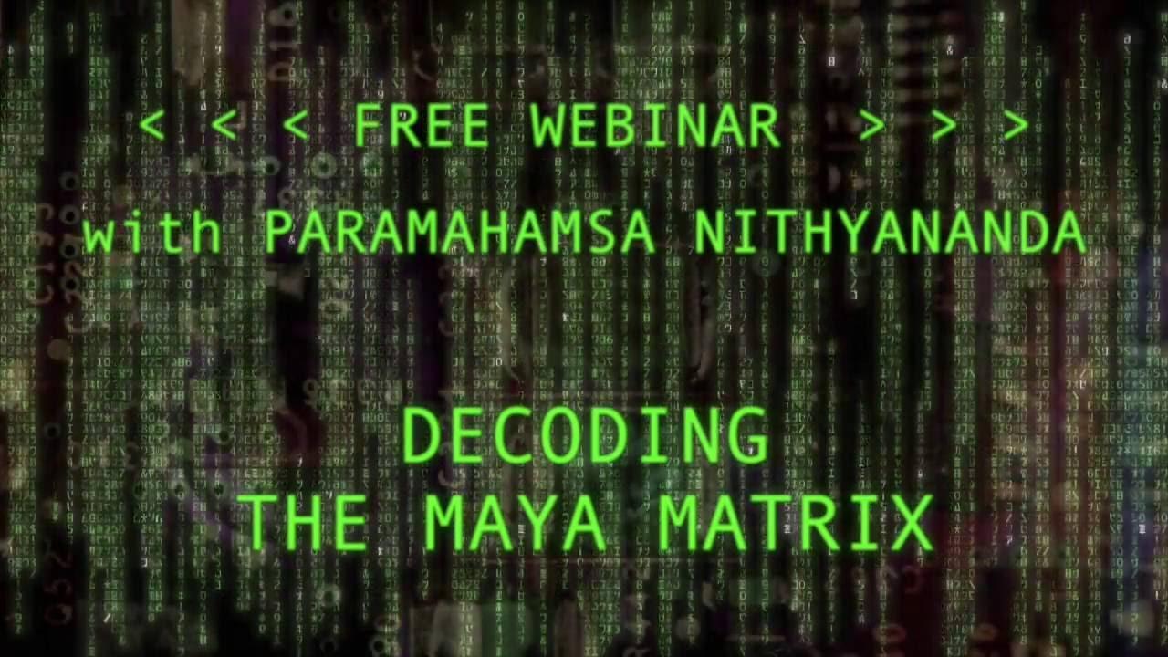 Resultado de imagen para MATRIX MAYA