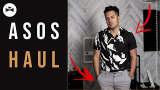 ASOS HAUL | Shirts, Chinos, Swim Trunks Try On Haul