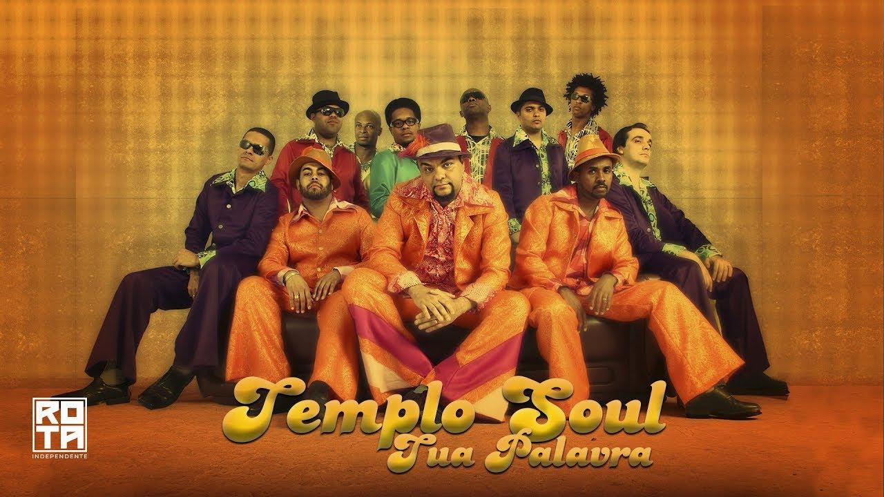 Templo Soul | Tua Palavra (DVD Templo Soul - Ao Vivo)