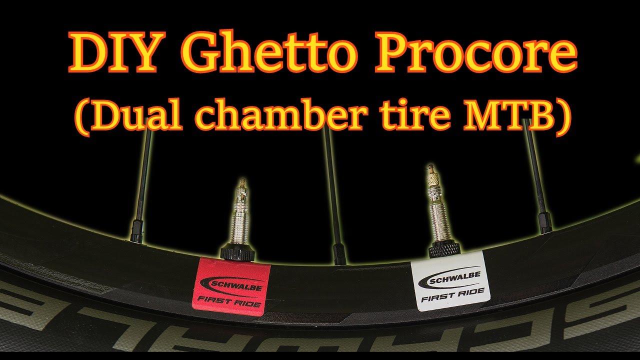 DIY Ghetto Procore (MTB) - YouTube