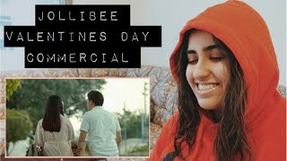 SAUDI REACTS TO THE VALENTINES DAY JOLLIBEE COMMERCIAL!
