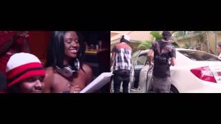 Смотреть клип Popcaan - Road Haffi Tek On
