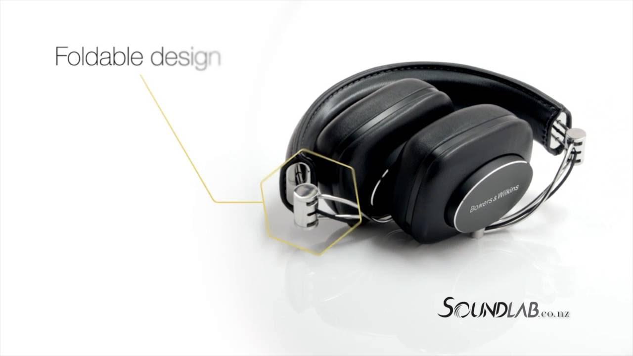 33585a879f1 B&W Bowers & Wilkins P7 Wireless Headphone - YouTube