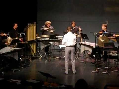 Blue Sky (2006) For Five Percussionists by Linda Catlin Smith