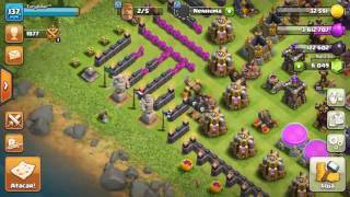 A vila mais rara do Clash Of Clans!!!