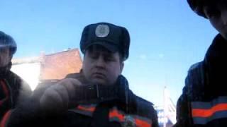 Беспредел ГАИ г.Полтава-2(Доблестным работникам ГАИ г.Полтава так хочется