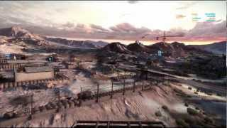 Battlefield 3 - 64 Player Armored Kill with Limited HUD
