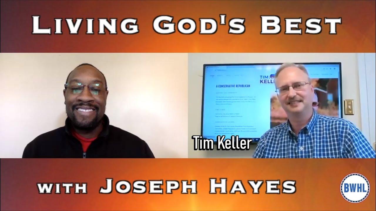 Living Gods Best: Keller has big plan to help Michigan