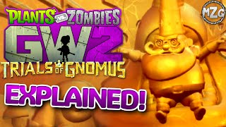 Trials of Gnomus EXPLAINED!! Part 1! - Plants vs. Zombies: Garden Warfare 2 - Tips and Tricks Guide