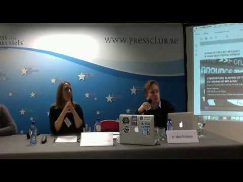 MeCoDEM Workshop on Social Media, Conflict and Democracy   Brussels, Nov 18