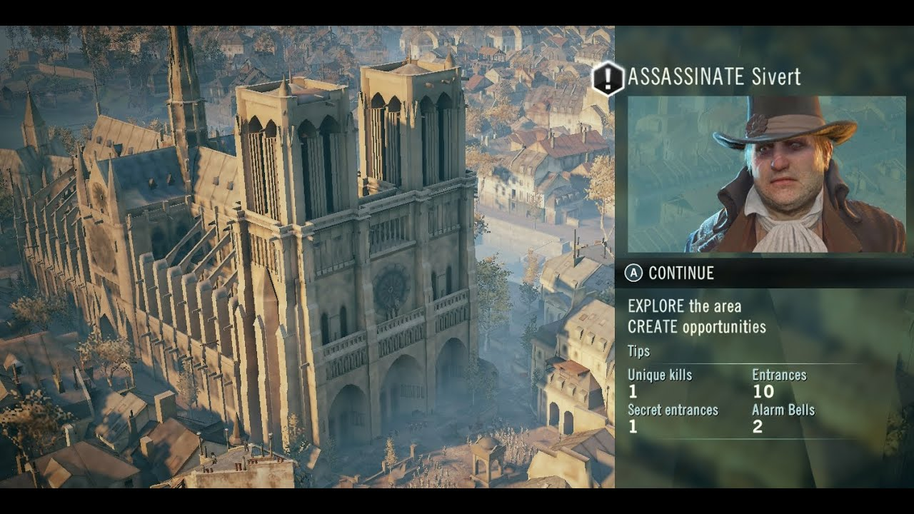 Assassin S Creed Unity How To Assassinate Silvert By Confession