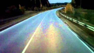 Р - 1 Плесецк - Каргополь(Ускоренное видео проезда от Плесецка..., 2014-10-28T20:21:28.000Z)