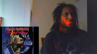 Iron Maiden Mother Russia Reaction