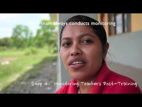Timor-Leste: Tetun Literacy & Teacher Training Program