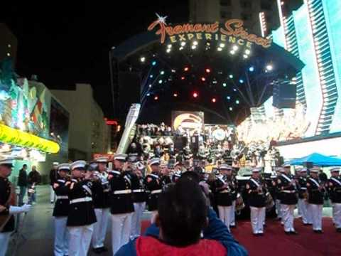 Massed Bands - LA Scots and 3rd Marine Aircraft Wing Band 3