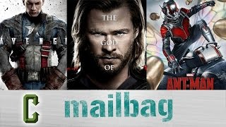 Collider Mail Bag - Top 5 Best Marvel Films, Where are the Fantasy Movies?