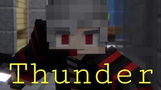 Thunder Imagine Dragons Minecraft Parody Cover