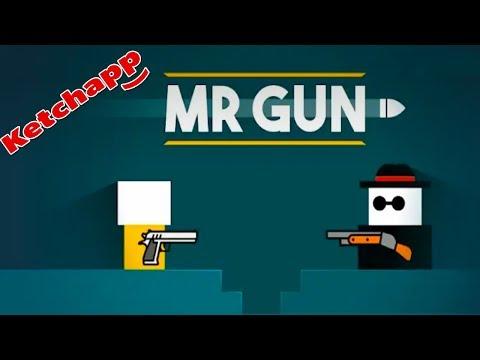Mr Gun Game