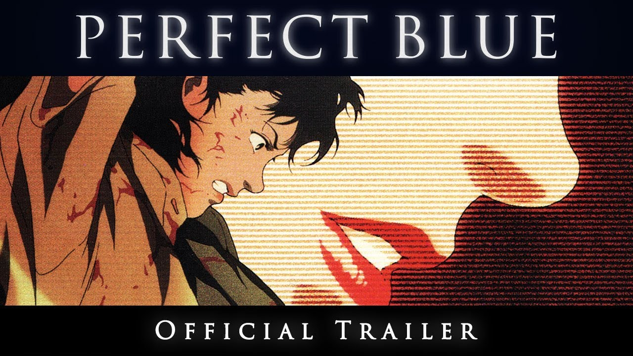 Perfect Blue [Official US Trailer, GKIDS   Now available on Blu Ray, DVD &  Digital]