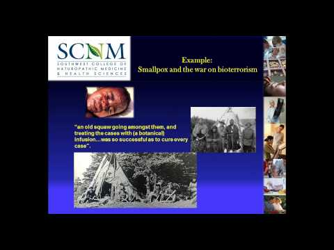 Webinar 6.19.12: New Frontiers for Naturopathic Research SCNM Projects & Emerging Careers