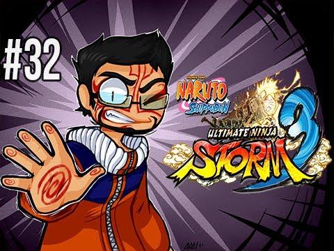 Naruto: Shippuden Ultimate Ninja Storm 3   Ep.32   The Jinchuriki's and Tobi  