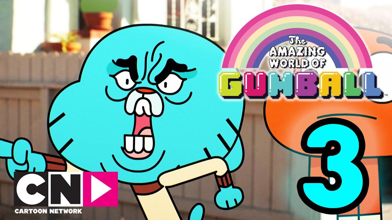 Uimitoarea lume a lui Gumball | Minciuna | Cartoon Network