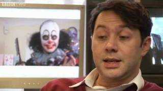 Reece Shearsmith and Steve Pemberton Interview - Psychoville - BBC Two