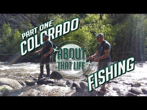 Fly Fishing And Hiking The Front Range Boulder, CO |  Mountain Fun!
