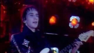 """пикник, Голубой огонек, 1987, """"БАЛ"""""""