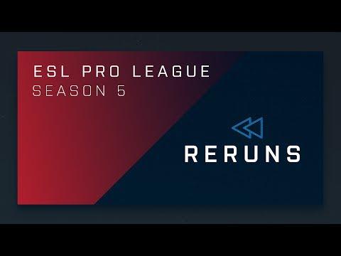 RERUN: Liquid vs. NaVi [Train] - Round 1 Group B - Dallas Finals - ESL Pro League Season 5