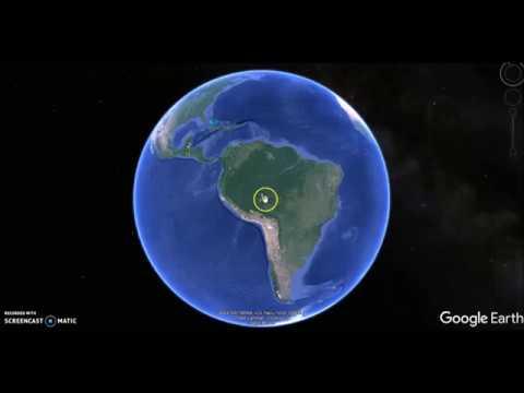 The Lost Civilization Of The Amazon