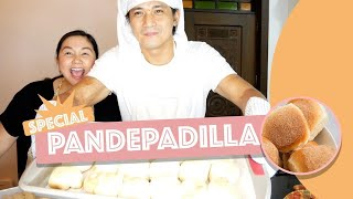 How To Make Pandesal Ala Padilla | Father's Day Special
