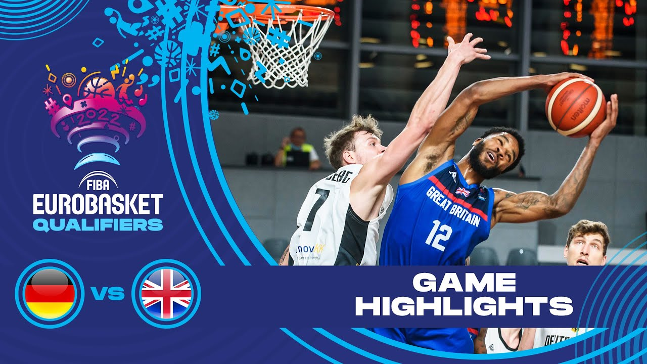 Germany - Great Britain | Highlights