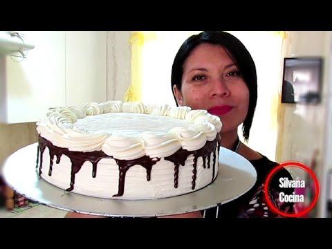 PASTEL 3 LECHES / SIN HORNO!!! /PASO A PASO / Silvana Cocina ❤