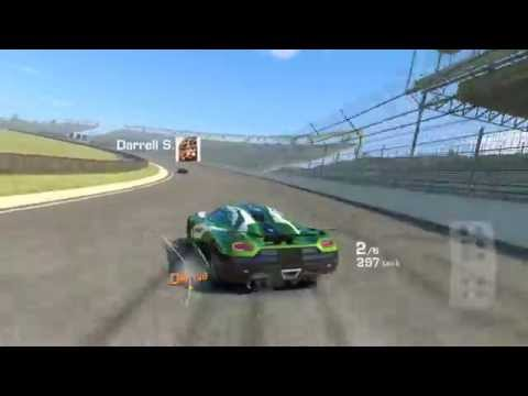 Real Racing 3 - Indianapolis - Agera R Top Speed 403 km/h - Elimination