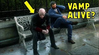 What Happens if The Vampire is Kept Alive - Red Dead Redemption 2