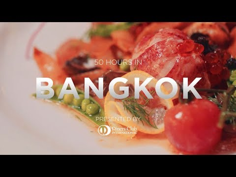 50 Hours in Bangkok: eat drink sleep travel guide