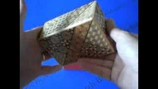 4 Sun 12 Step Mk Koyosegi Japanese Puzzle Box
