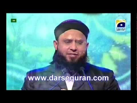 HD Anas Younus 'Aap Ki Naatain' On Program 'Jalwa E Jana' Geo tv 11 Rabi Ul Awal 1433 (4-2-12)